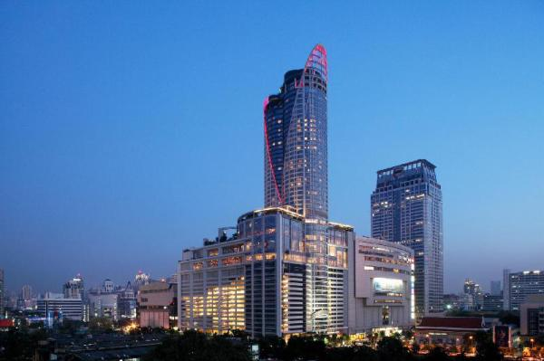 Centara Grand at Central World Hotel Bangkok