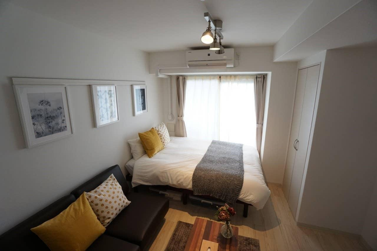 Apartment ELLE Namba West 502