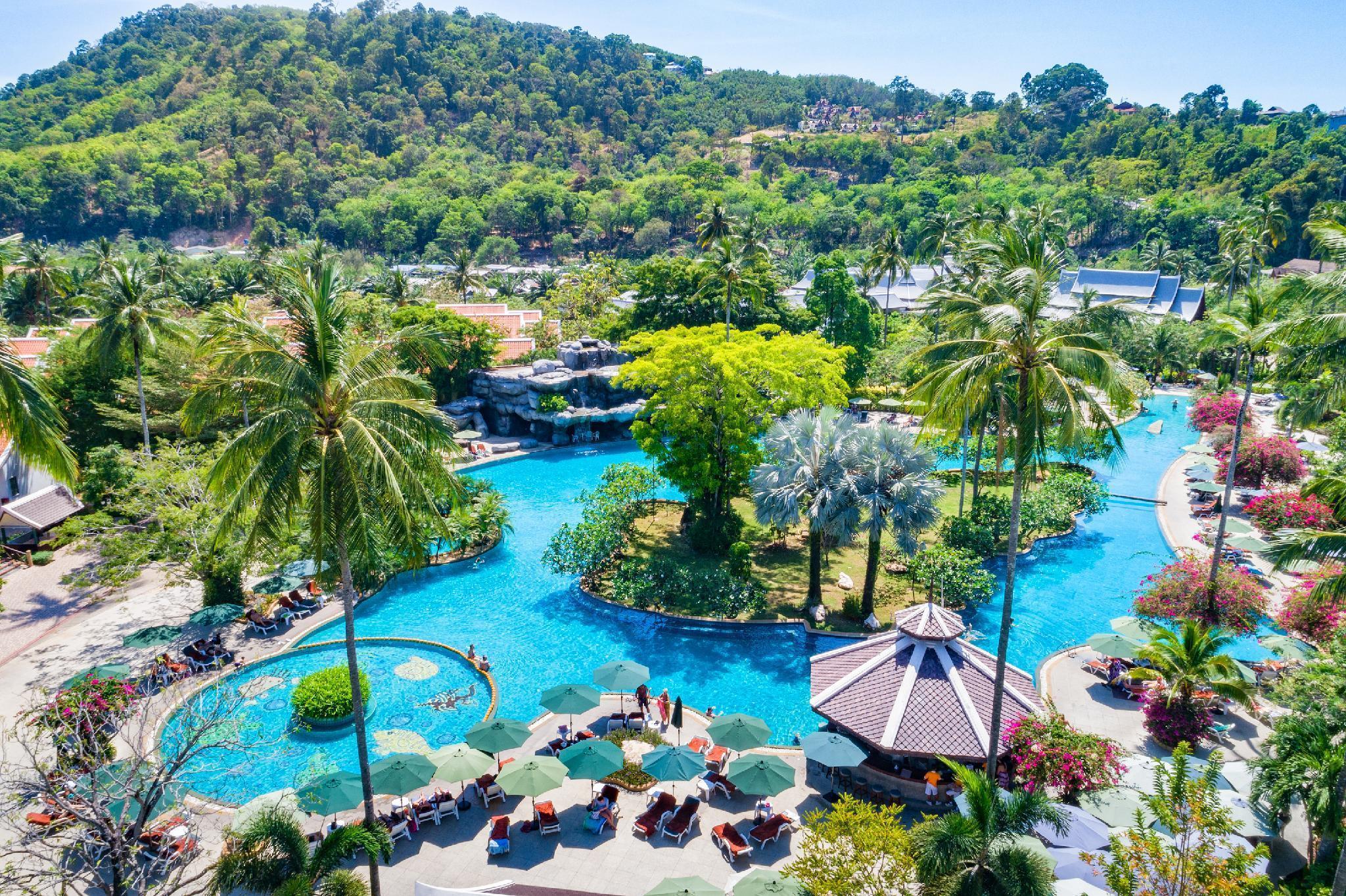 Duangjitt Resort and Spa ดวงจิต รีสอร์ต แอนด์ สปา