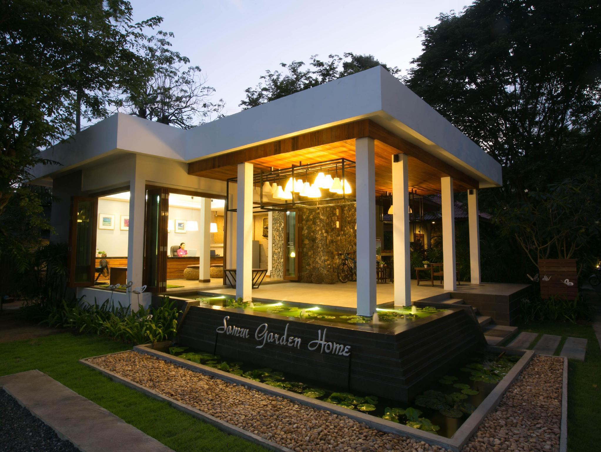 Samui Garden Home Hotel โรงแรมสมุย การ์เด้น โฮม