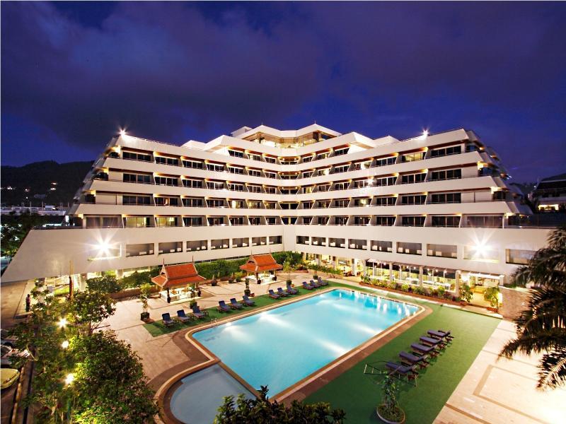 Patong Resort Hotel โรงแรมป่าตอง รีสอร์ท