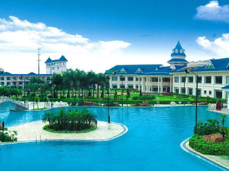 Country Garden Holiday Resorts Casino Guangzhou in China