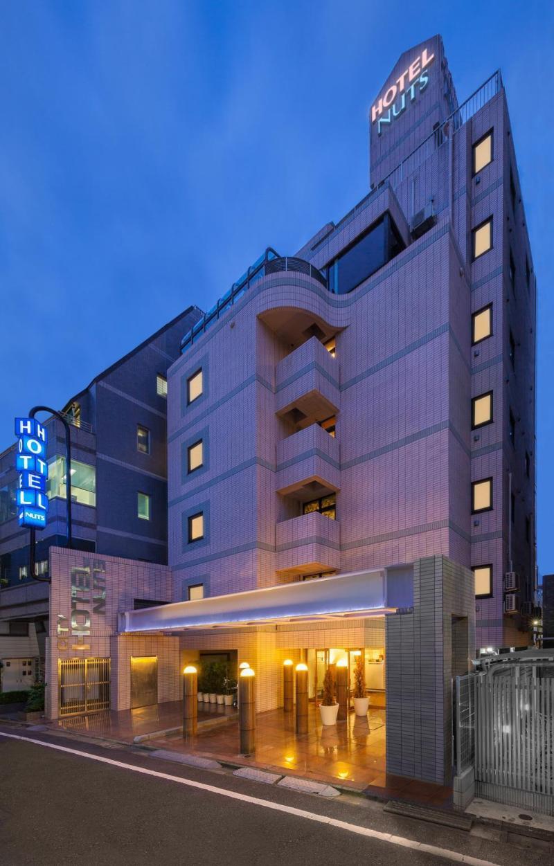 Hotel Ryumeikan Tokyo Shinjuku City Hotel Nuts Tokyo Tokyo Japan Overview