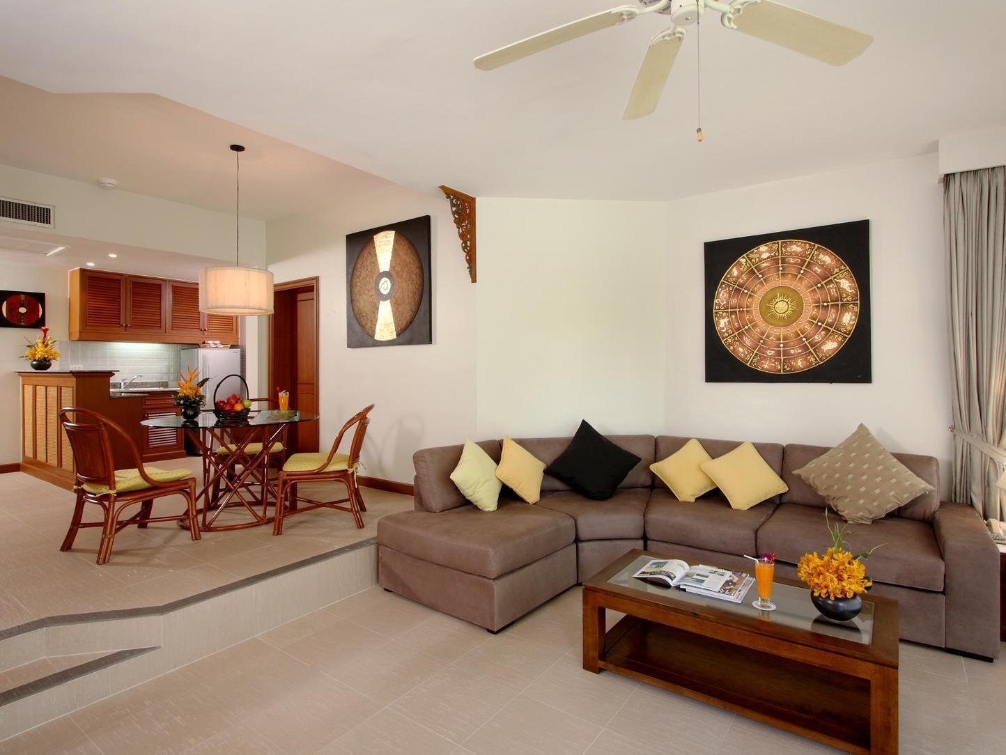 Allamanda Laguna Phuket Serviced Apartments อัลลามันดา ลากูนา ภูเก็ต เซอร์วิซ อพาร์ตเมนต์