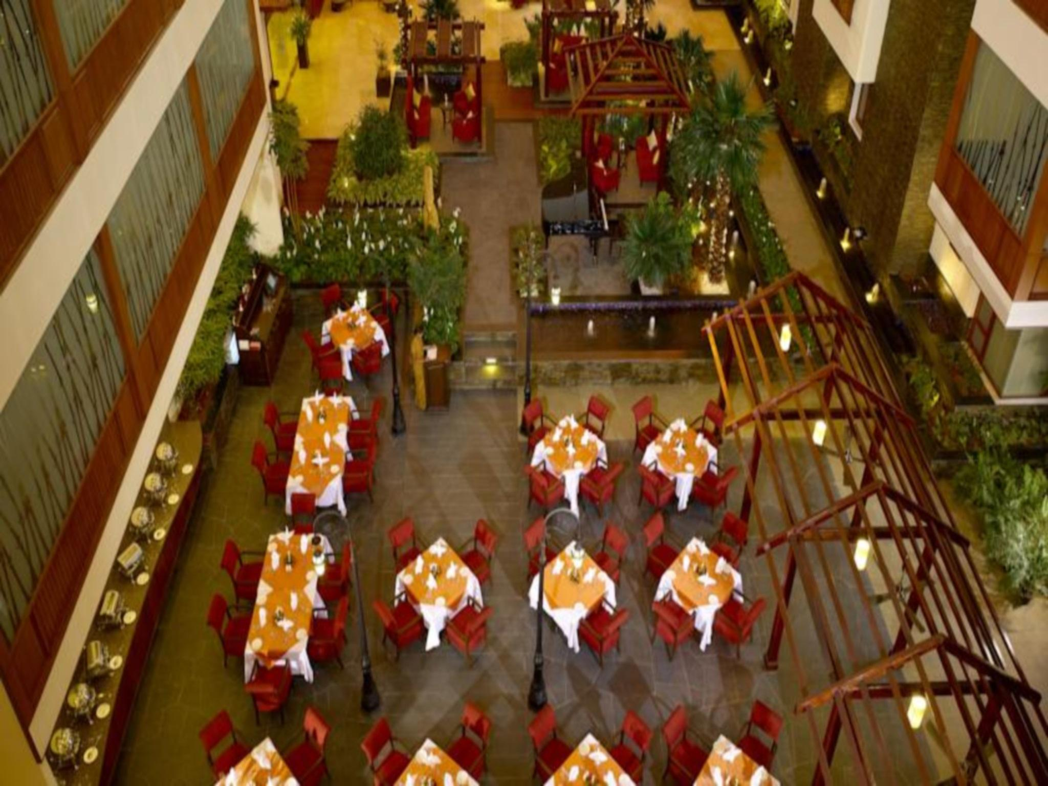 The Paul Bangalore Hotel