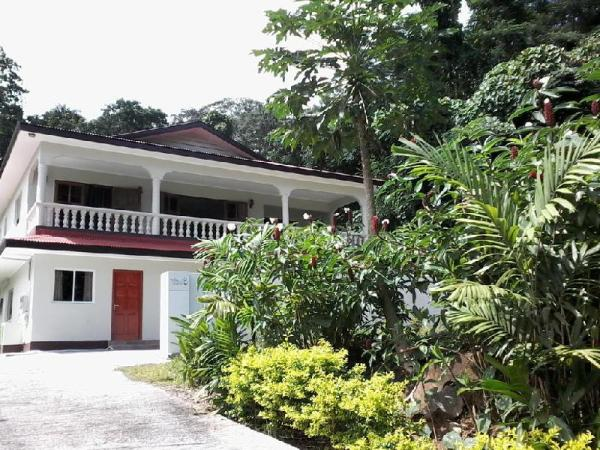 Precious Residence C - Self-catering Studio Seychelles Islands