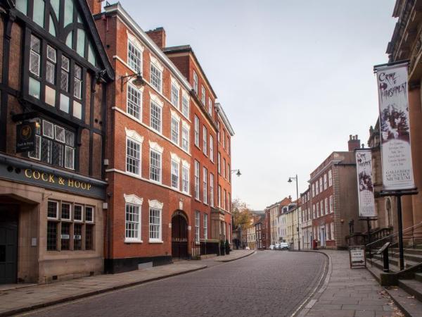 Lace Market Hotel by Compass Hospitality Nottingham