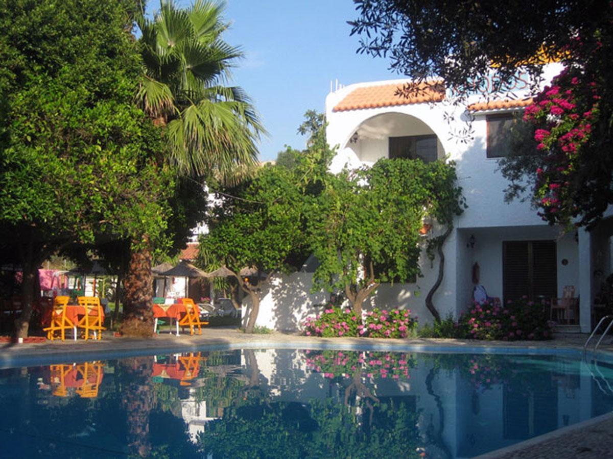 Oasis Hotel Bungalows Afandou Rhodes