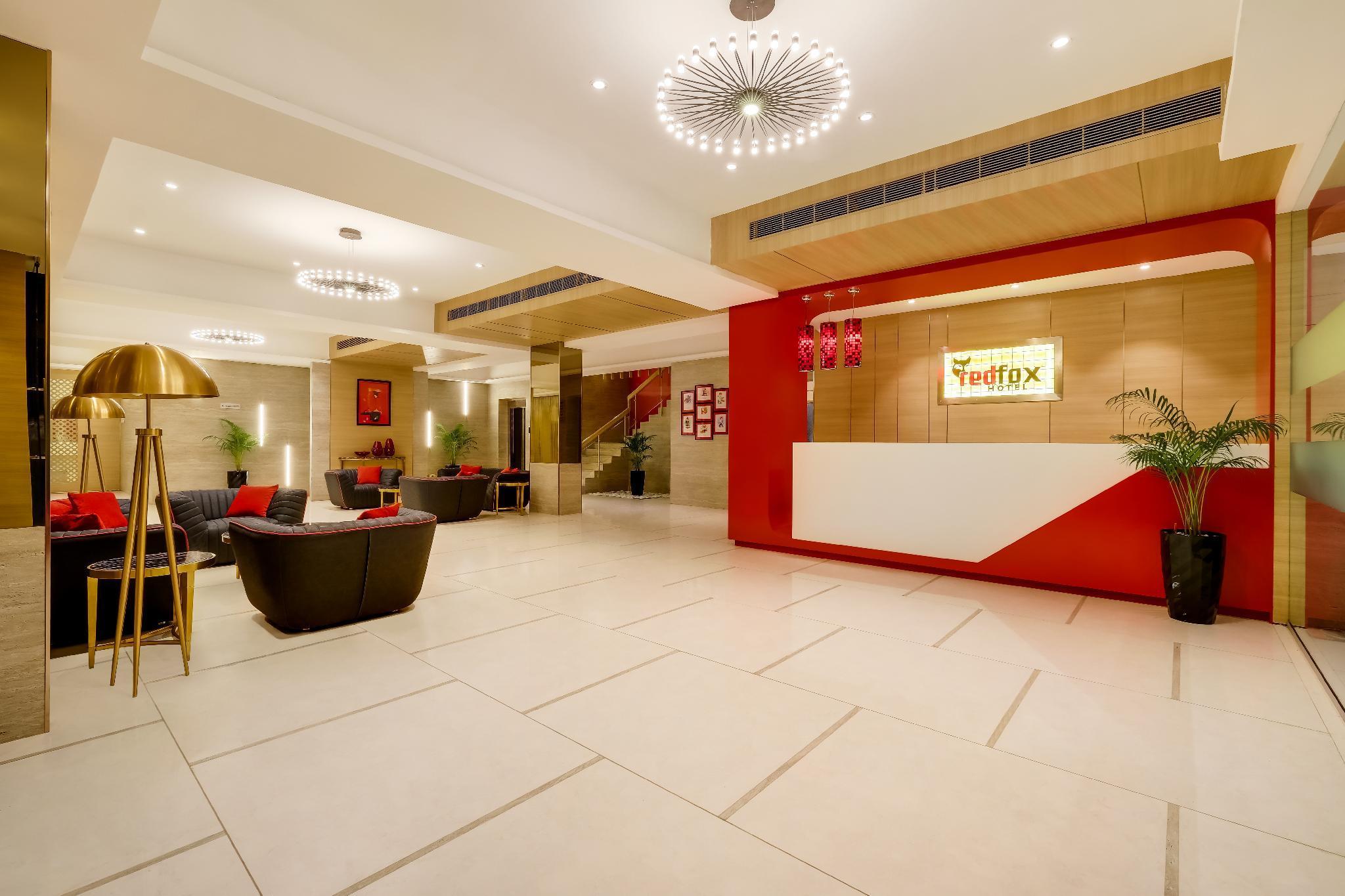 Red Fox Hotel Vijayawada