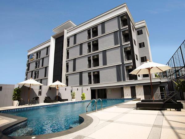 B2 Amata Nakorn Premier Hotel Chonburi