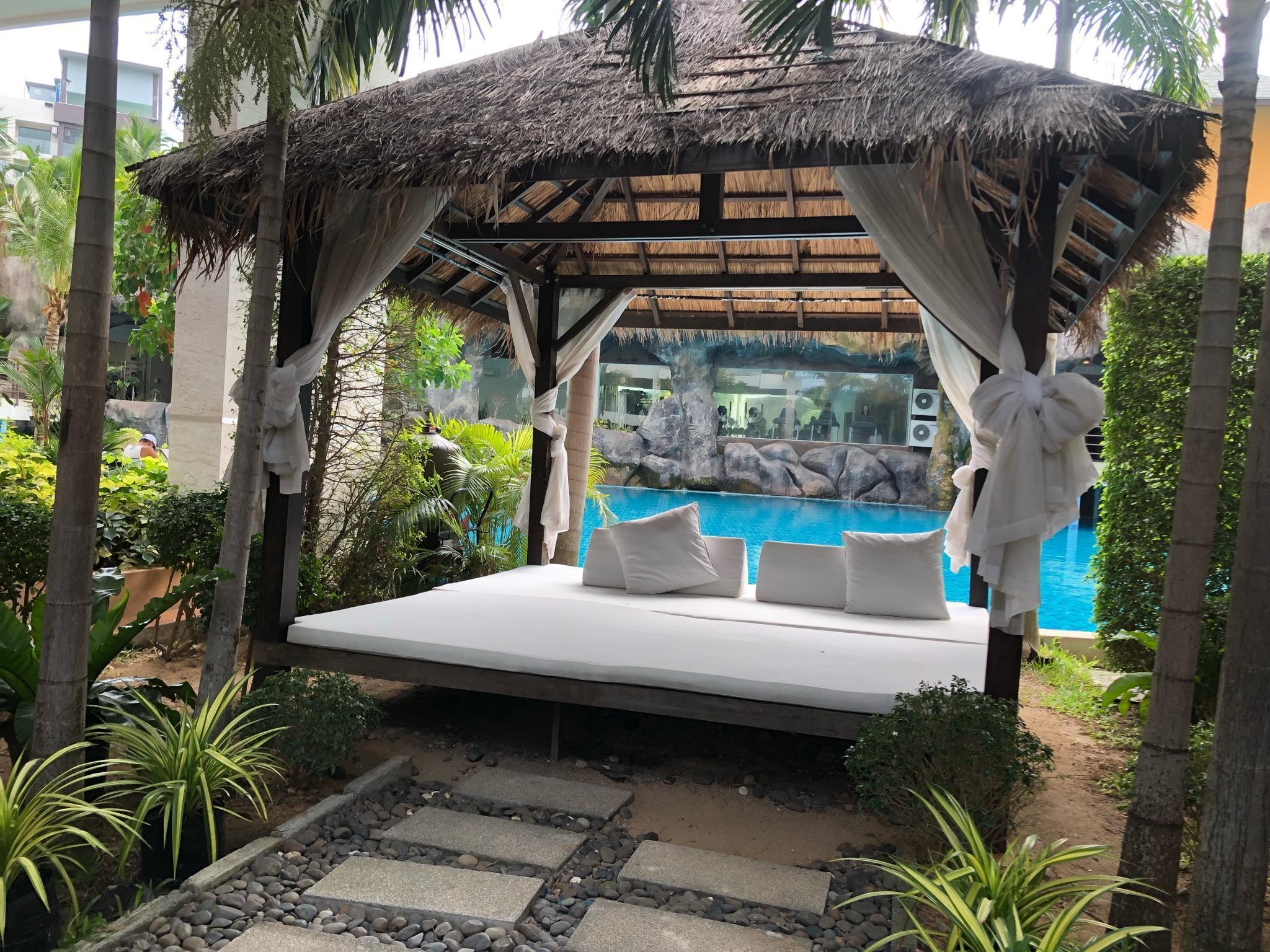 Laguna Beach Resort 3 Maldives สตูดิโอ อพาร์ตเมนต์ 1 ห้องน้ำส่วนตัว ขนาด 27 ตร.ม. – หาดจอมเทียน