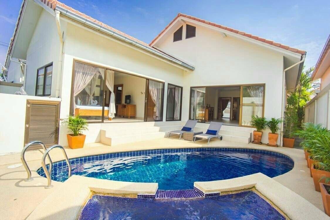 Cozy Classic 3BR Pool Villa L Max 9 Pax   VVP16
