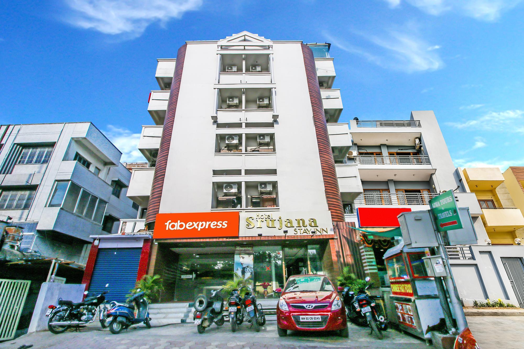 FabExpress Srujana Inn