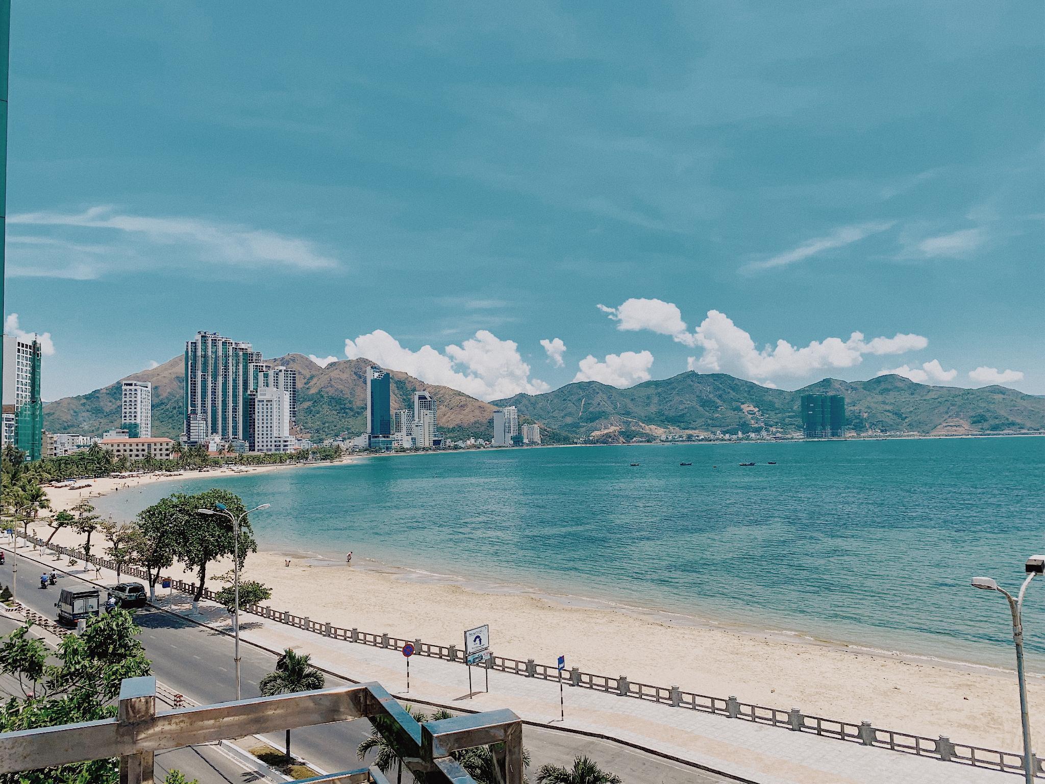 Vivid Seaside Homestay Nha Trang