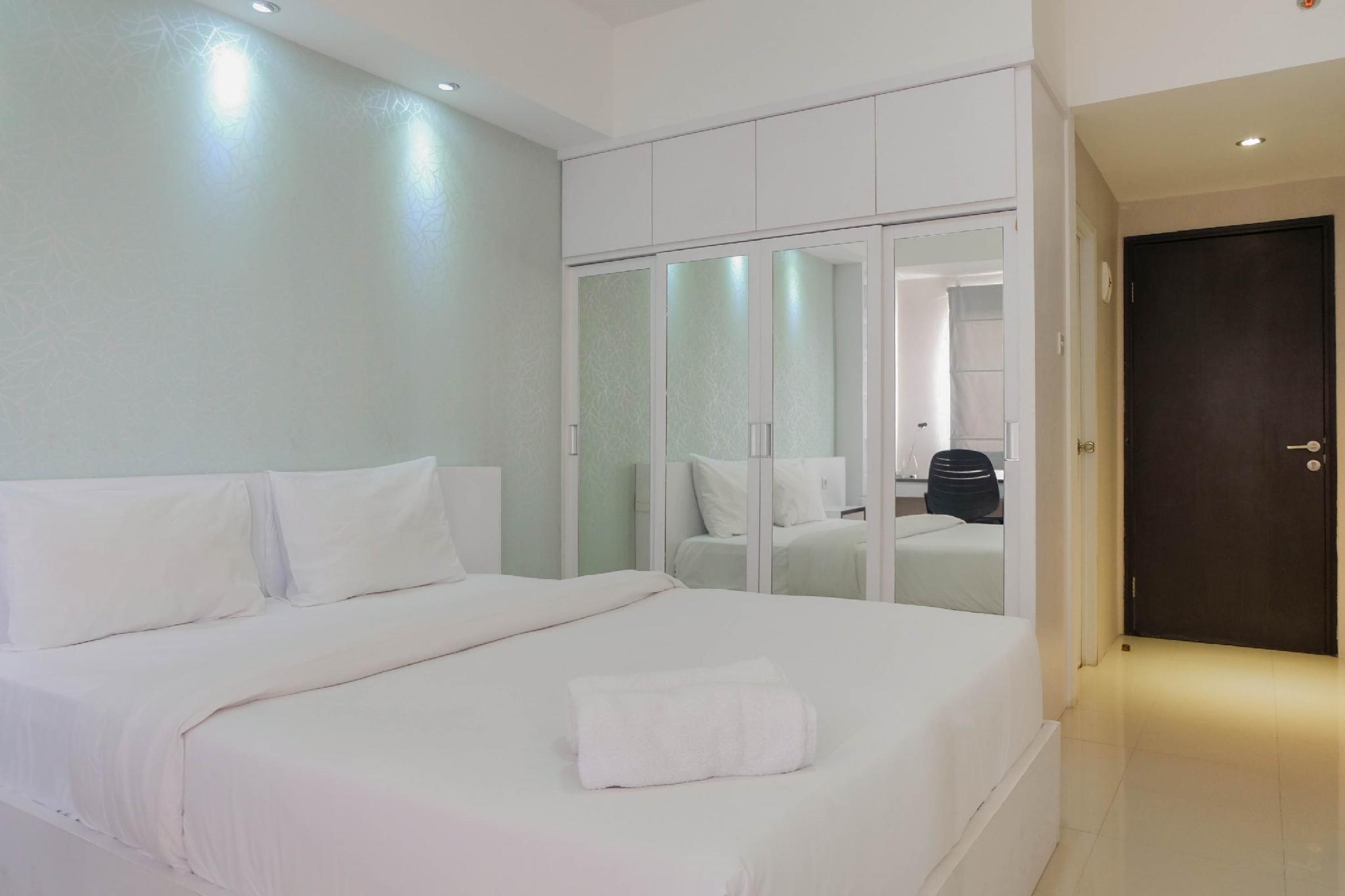 Studio Room Park View Condominium Apt By Travelio