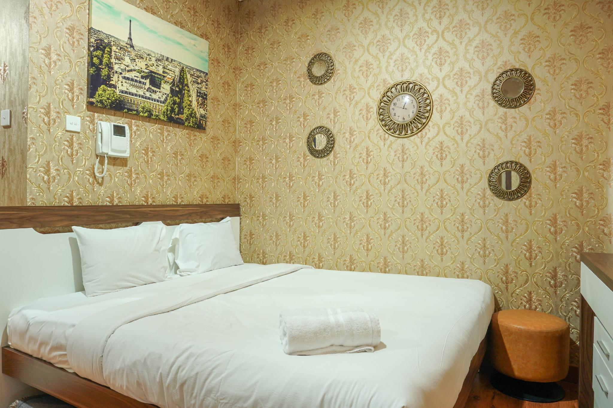 Warm Studio At Puri Orchard Apartment By Travelio