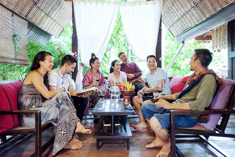 BaanBooLOo Village @ Owner main Villa 3 ห้องนอน 3 ห้องน้ำส่วนตัว ขนาด 100 ตร.ม. – สุเทพ