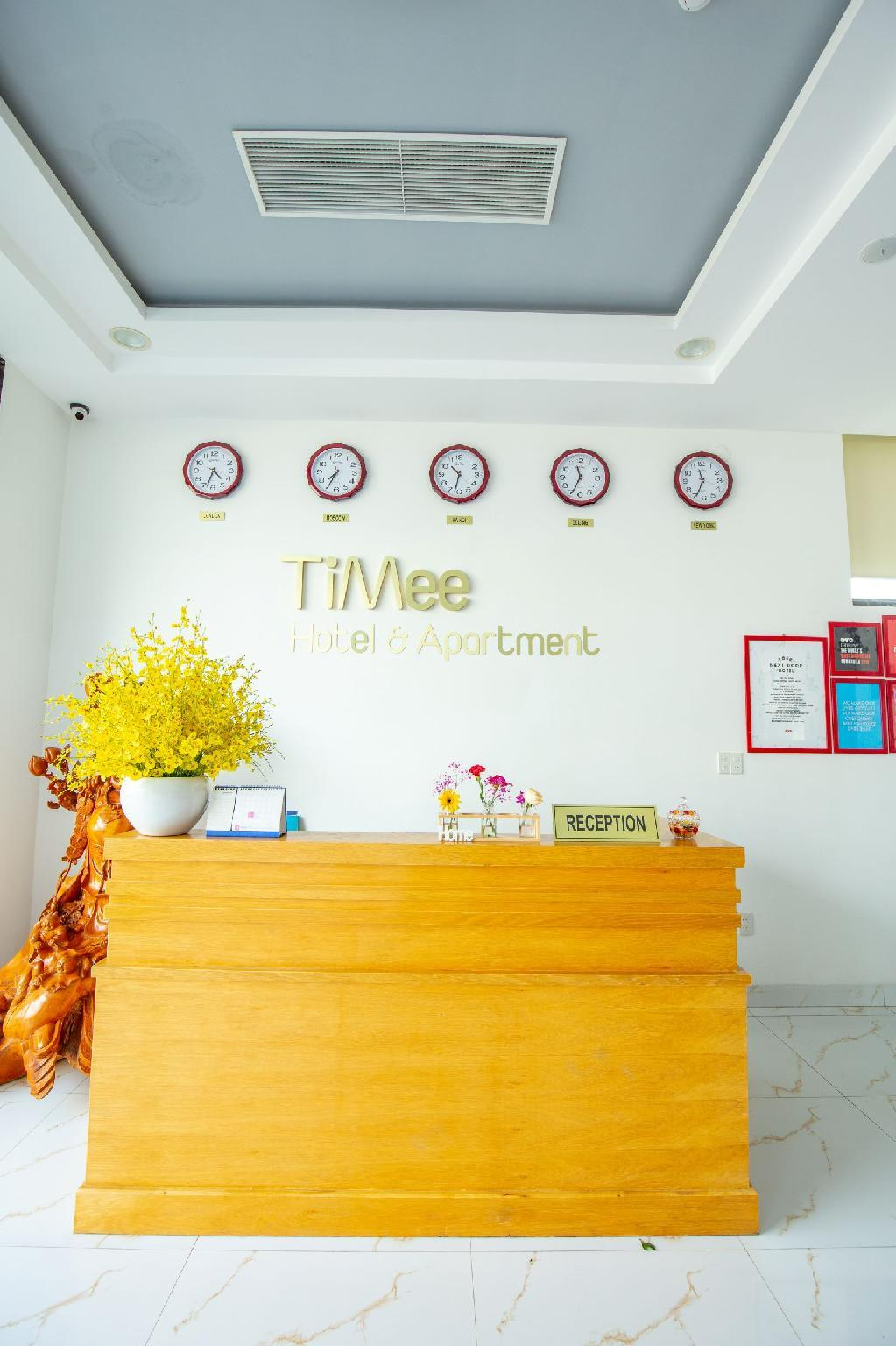 TiMee Hotel And Apartment