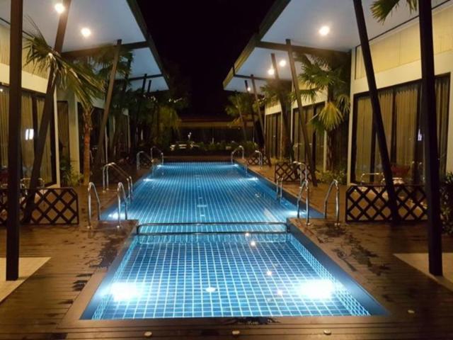 จัสมิน รีสอร์ท แอนด์ สปา – Jasmine resort and spa