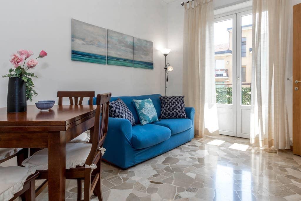 Hintown Certosa Apartment