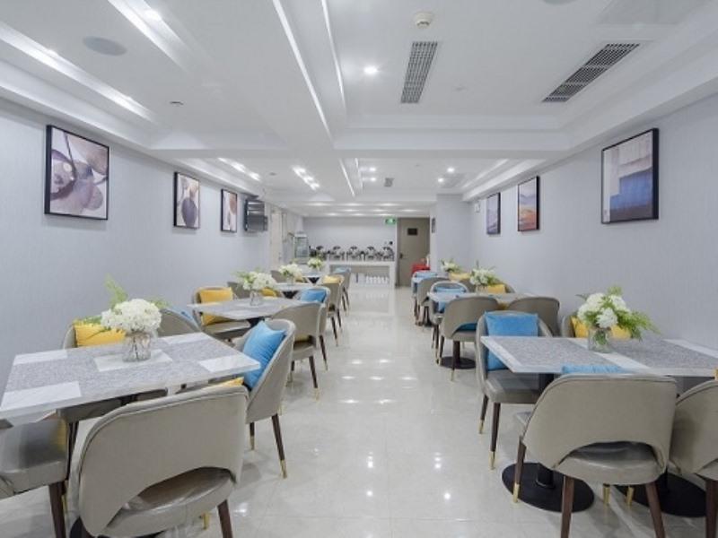 GYA Hotel Suzhou Industrial Zone Jinji Lake Oriental Gate