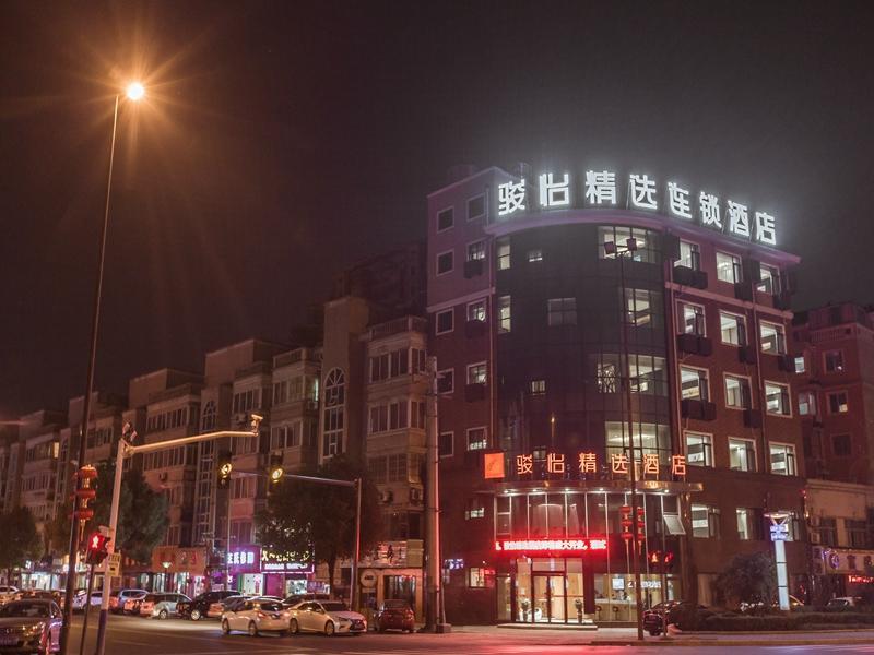 Jun Hotel Jiangsu Wuxi Xishan District Anzhen
