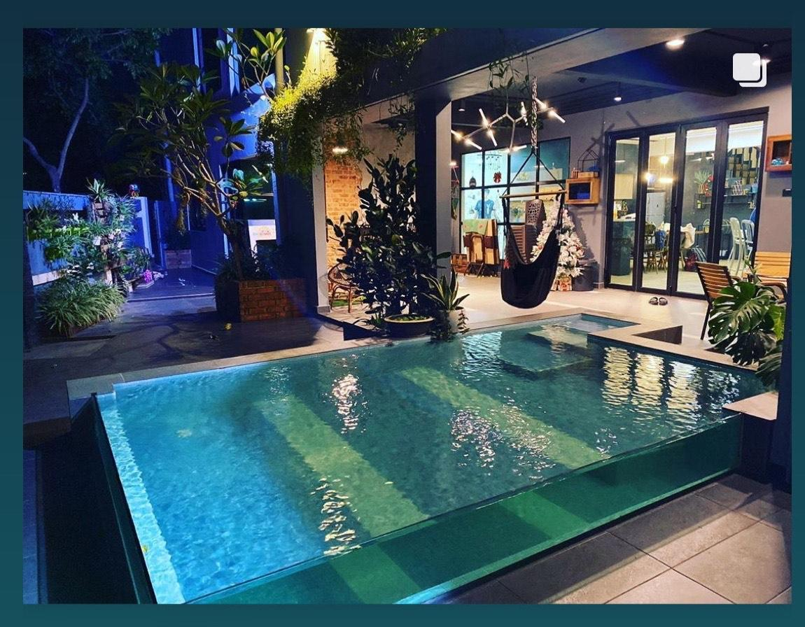 OneRiimba Garden View Residence with Private Pool - Gelang ...