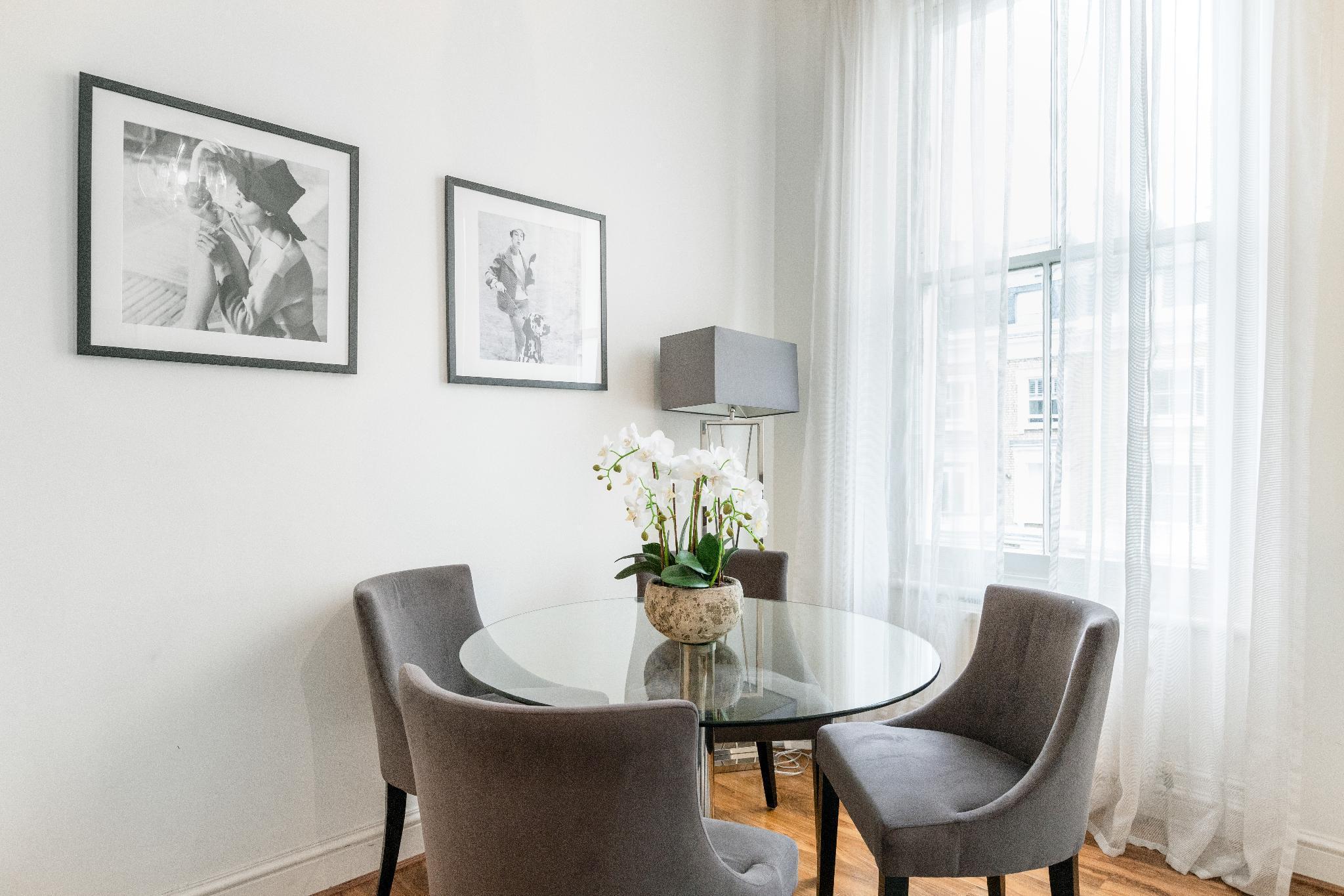 Comfortable 2 BDR Apartment in South Kensington