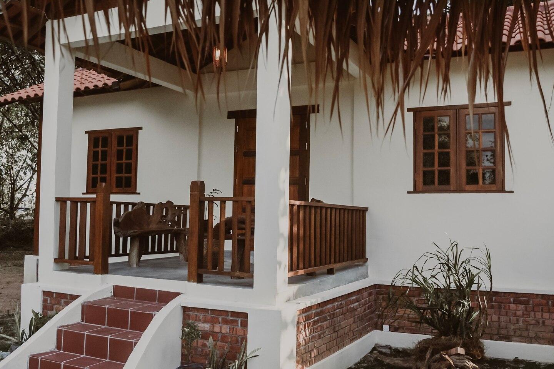 D'Bambusa Vulgaris Lodge2   2 Rooms