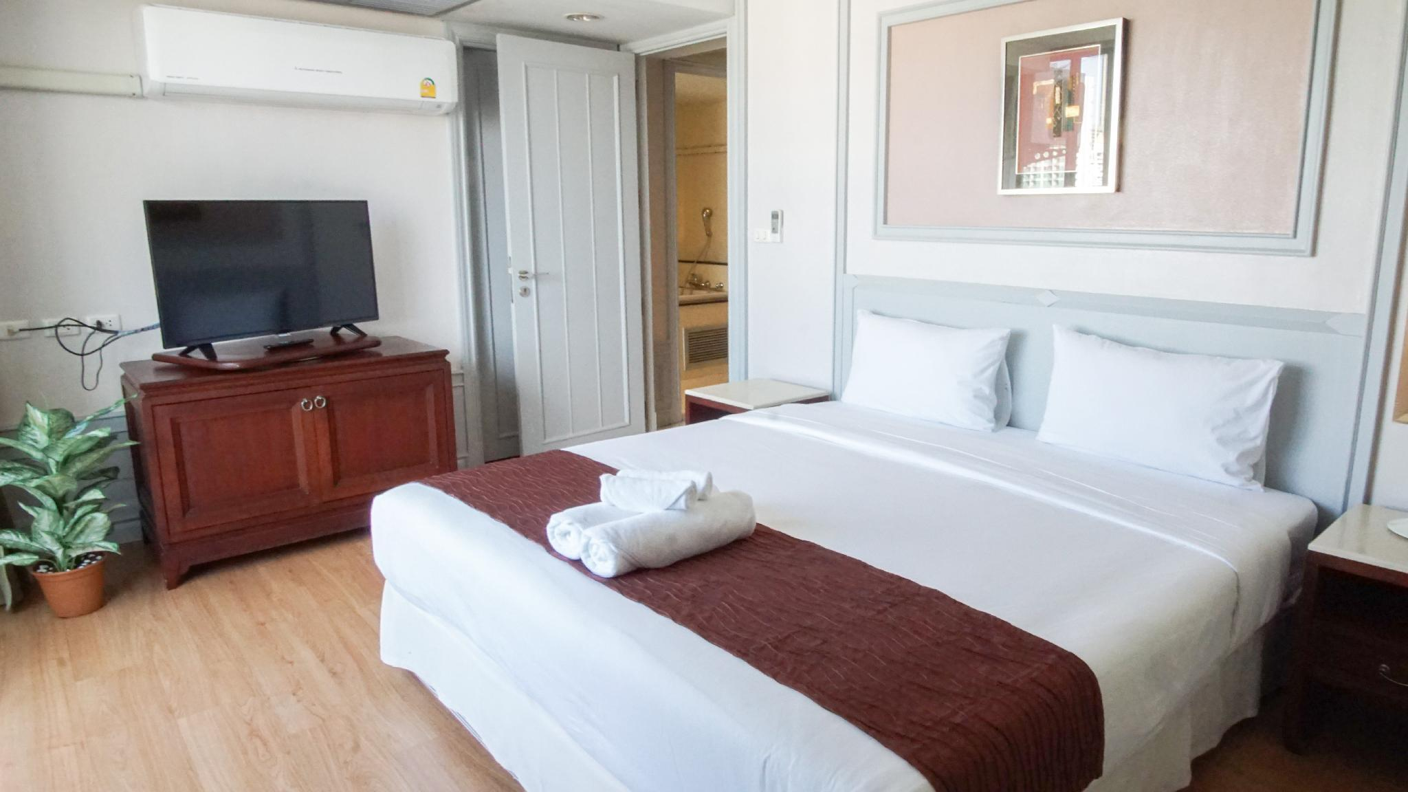 Private 1 Bedroom Apartment near BTS Thong Lo อพาร์ตเมนต์ 1 ห้องนอน 1 ห้องน้ำส่วนตัว ขนาด 65 ตร.ม. – สุขุมวิท