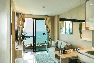 The Riviera 1bed sea view room อพาร์ตเมนต์ 1 ห้องนอน 1 ห้องน้ำส่วนตัว ขนาด 35 ตร.ม. – หาดจอมเทียน