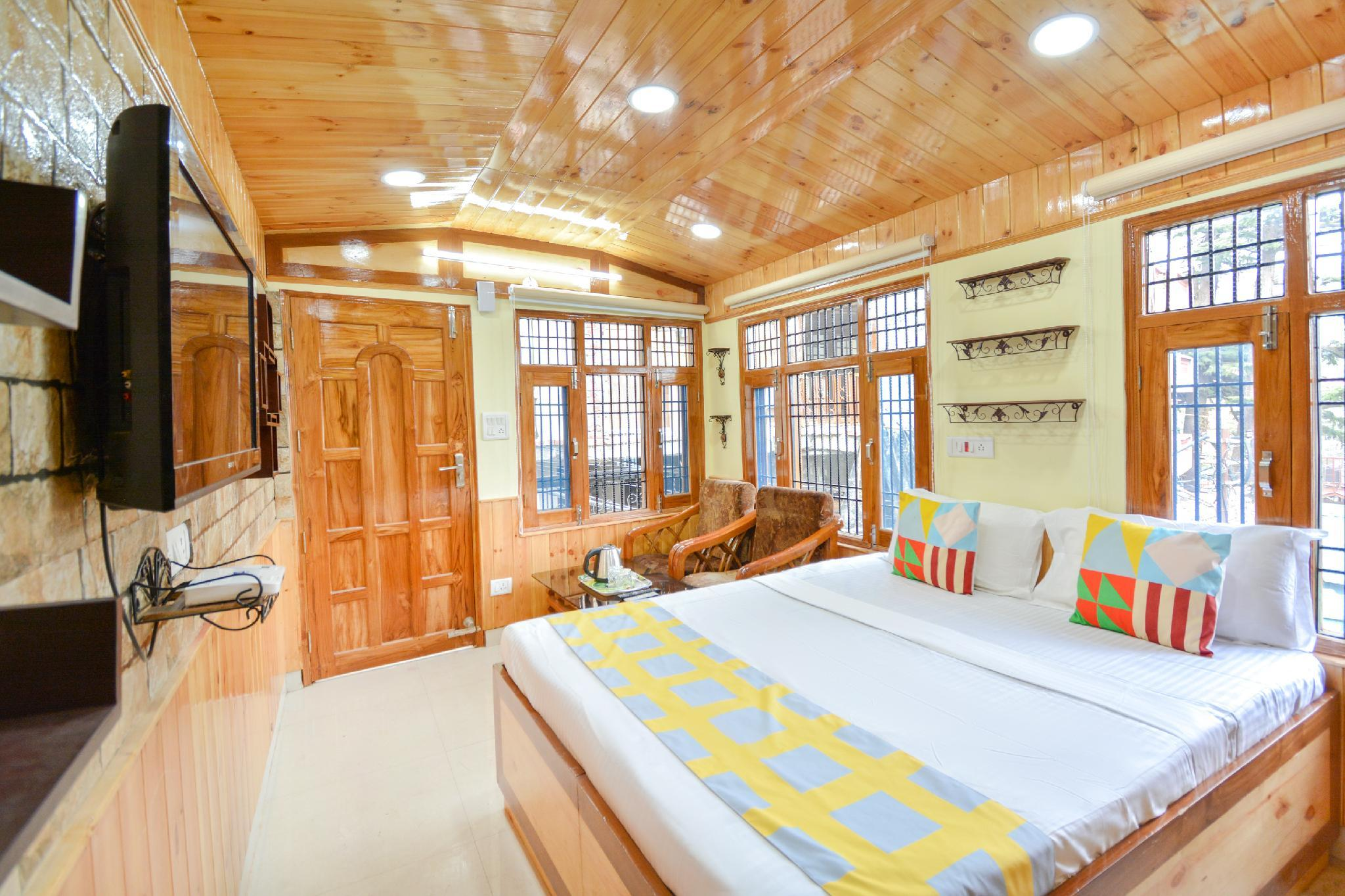 OYO Home 66553 Wooden Cottage Chotta Shimla