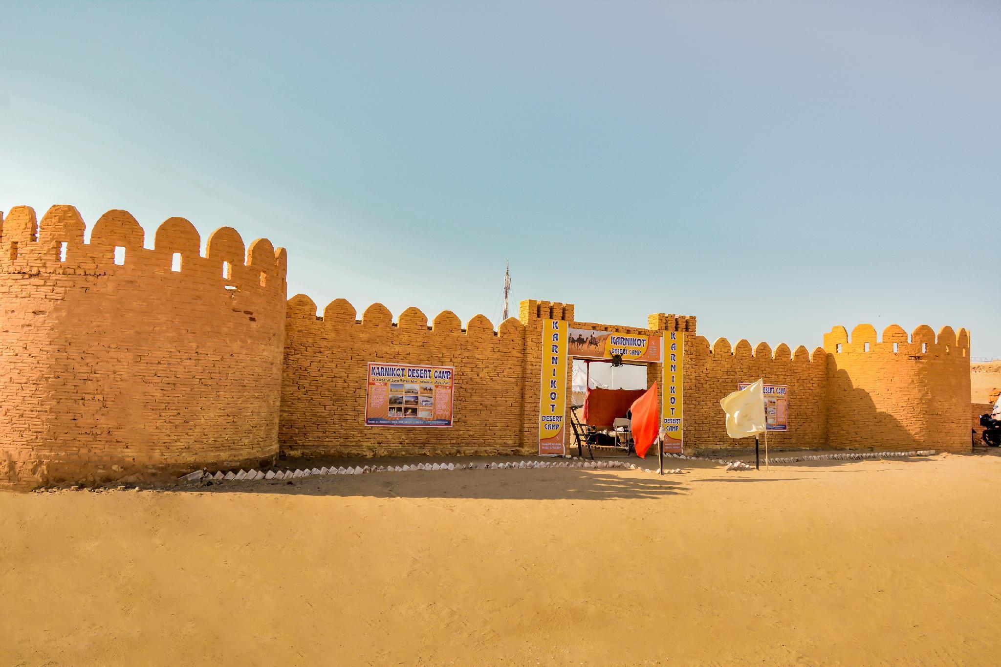 OYO 64695 Karnikot Desert Camp
