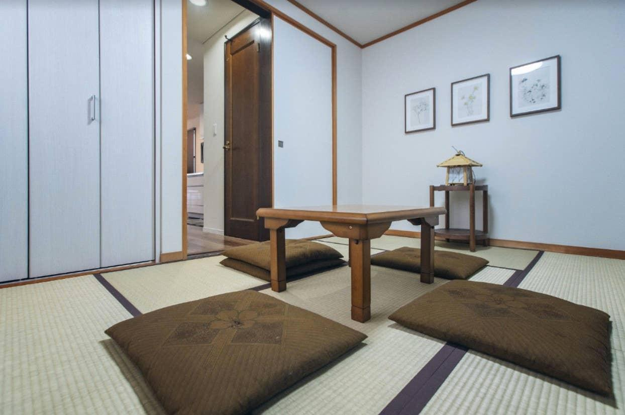 4BR Black House In Nakano With Free Parking