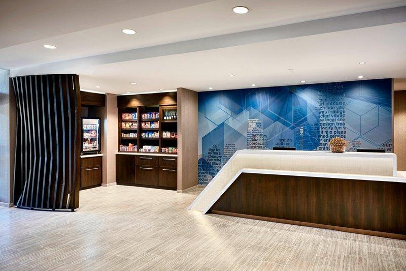 SpringHill Suites By Marriott Dallas DFW Airport South CentrePort