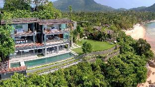 [タリンガム]ヴィラ(2100m2)| 4ベッドルーム/5バスルーム The View Samui Cliffside Stylish Villa w/Gym,Chef