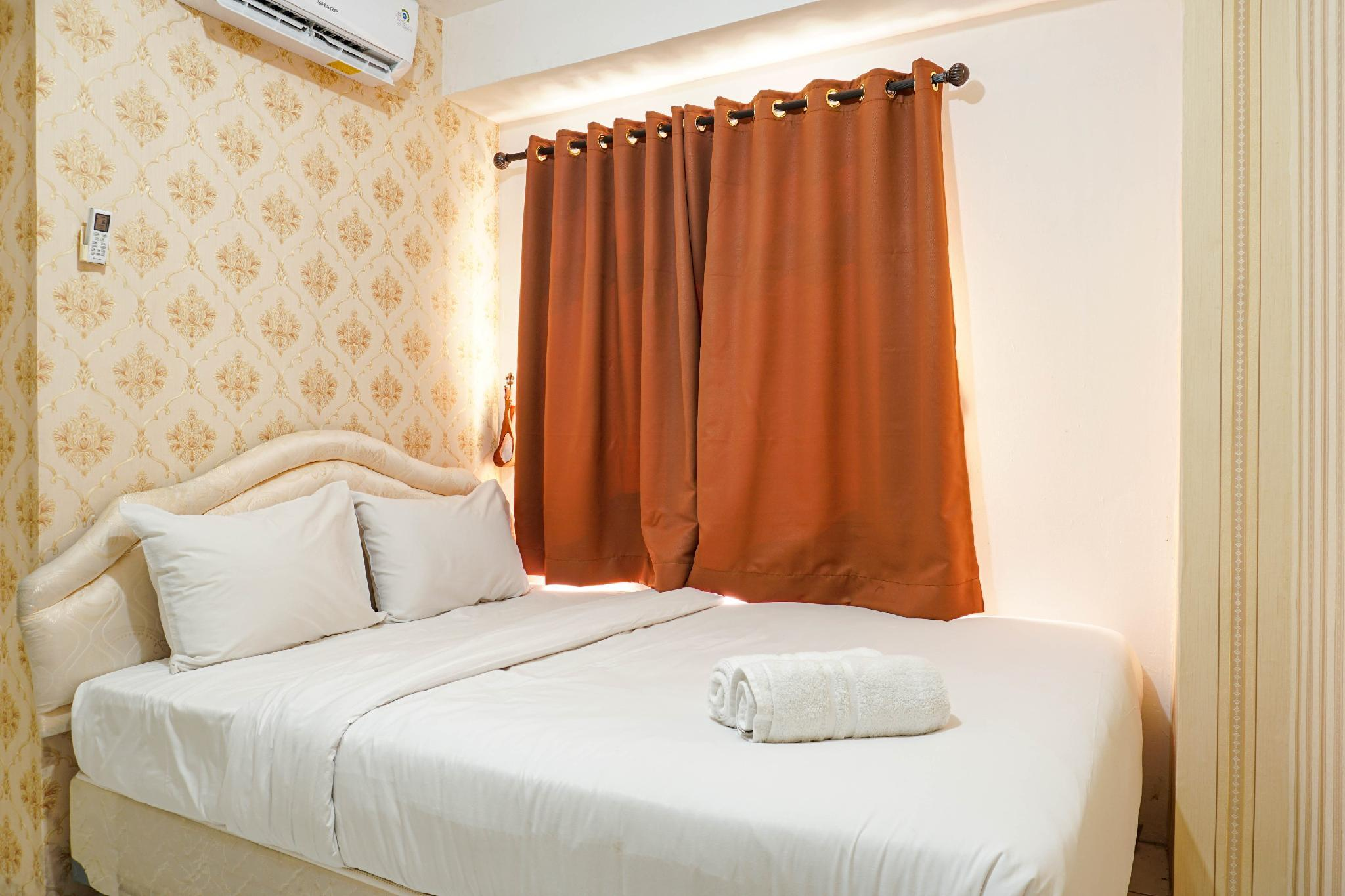 Convenient 2BR Gading Nias Apartment By Travelio