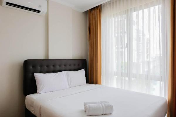 Cozy Stay 1BR at Asatti Apartment By Travelio Tangerang