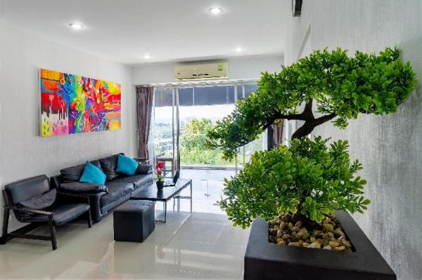 Modern apartment with beautiful sea views Phuket