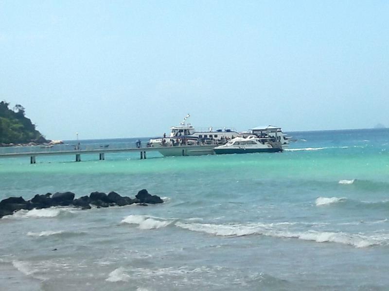 Marina Bay Resort And Restaurant