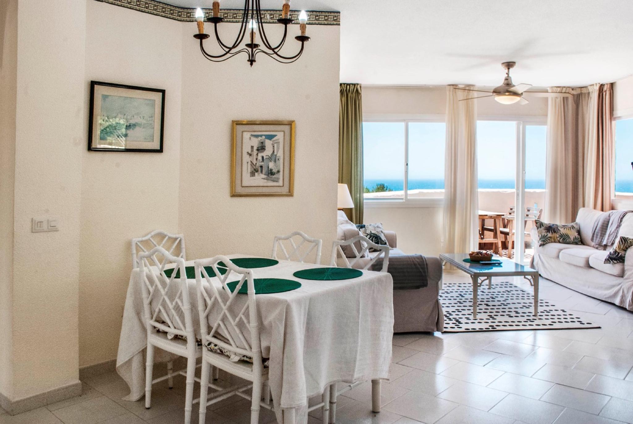 107285   Apartment In Mijas