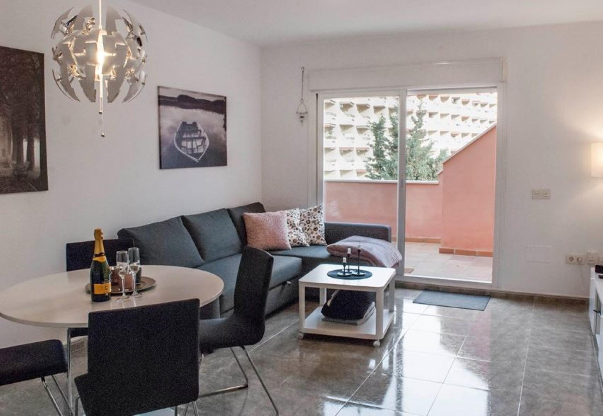 107256   Apartment In Torremolinos