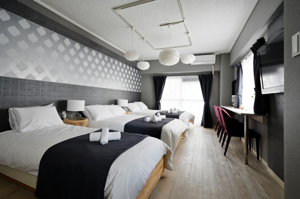 Luggage Deposit OK Shin Osaka 2minwalk Suit Room27