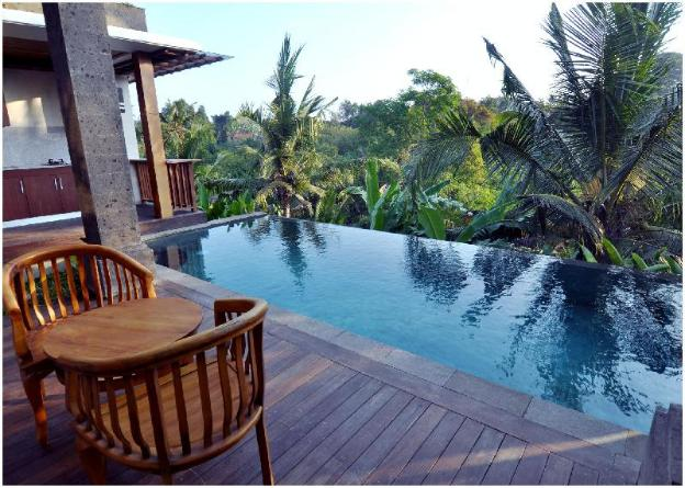 River Valey Villa  #1 2BR with private pool