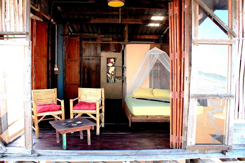 Chuchu Seafront room - Muchu House on the Sea บ้านเดี่ยว 1 ห้องนอน 1 ห้องน้ำส่วนตัว ขนาด 15 ตร.ม. – สังกะอู้