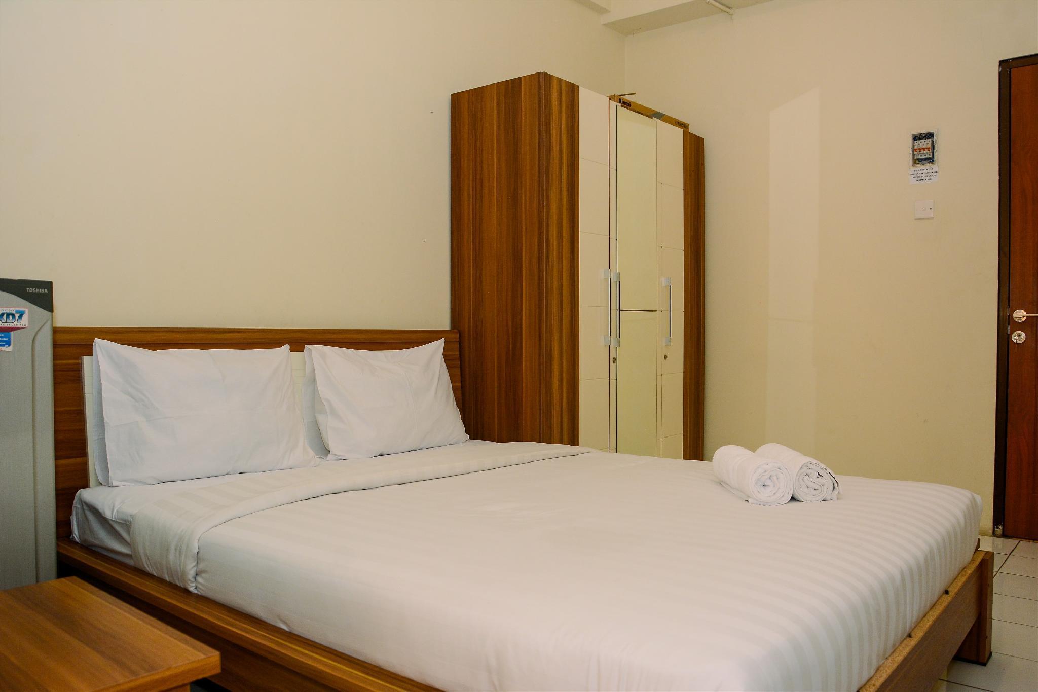 Compact Studio Room Kebagusan City Apt By Travelio