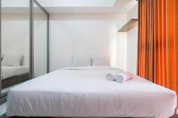 Well Studio Apartment at Casa De Parco By Travelio Tangerang