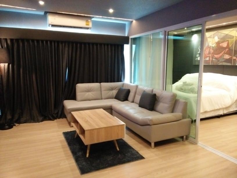 Room Size 45 Single Bed AD.RESORT Cha am Hua hin