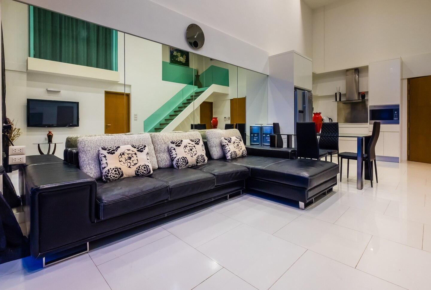 Luxury Two Bedroom Apartment With 2 Bedrooms