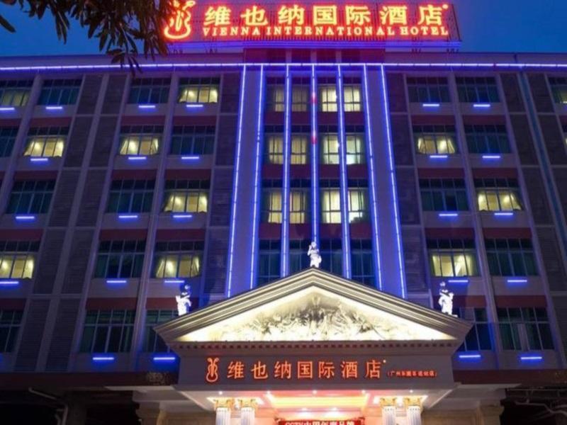 Vienna Hotel Guangzhou Dongpu Bus Terminal